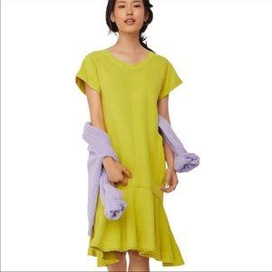Anthropologie Joella Midi Dress M